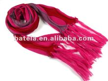 fashion mohair shawl scarf, warm winter knitted scarf