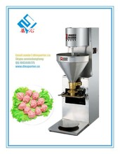 high quality meat fish ball machine/ stainless materail meatball making machine/ high quality meatball machine