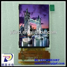 2.0 TFT O LCD with 480*240 pixels for medical device