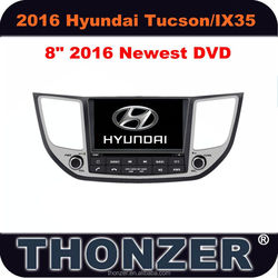 Newest 2016 Hyundai Tucson/ IX35 Car DVD Player