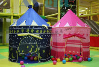 The rockets children teepee tent