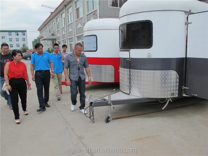 Chinese Dog Trailer With Caravan Doors Dog Cart View Dog Cart