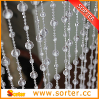 heart decorative beaded curtains vertical blinds windows curtain