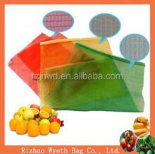 hdpe plastic mesh net Bags for fruit packing