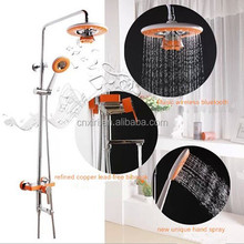 (A3100)Luxury Music Toilet And Bathroom Set Bath Shower Set
