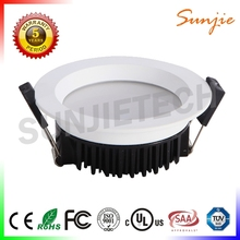 Recessed Lighting !!! CE/RoHS/SAA/ErP Approved 3 inch cutout 80mm www.xxxx.com led downlight