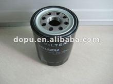 Buena calidad del filtro de aceite 8-94340697-0 traje para isuzu