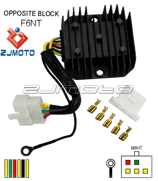 zjmoto motorcycle part 12v motorcycle voltage regulator rectifier rh alibaba com
