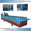 New Style Two Profiles Colored Steel Zinc Steel Plate Double Layer Roll Forming Machine