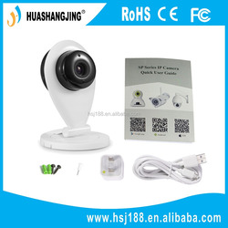 New Arrived 720P H.264 WIFI IP Camera Speaker Microphone