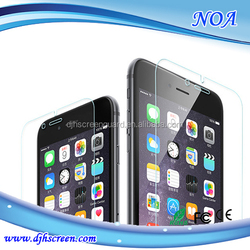 Free sample 0.33mm 9H screen protector 4.5 for iphone 6s plus