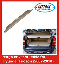 Accessories For Car Retractable Cargo Cover For Tucson 2007-2010