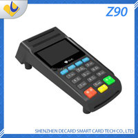 Magnetic Stripe Card Reader With Keypad