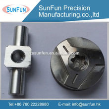 Customized high precision american design aluminum machining service