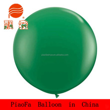 High quality OEM Wholesale 36inch Big Round Shape Latex Balloon meet CE NE72-3 made in CHINA