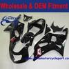 For Suzuki Gsxr750 Fairing Kit GSXR 600 01-03 Black Fairing Kit