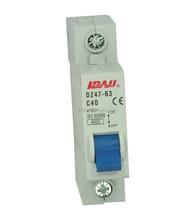 DZ47 63 1P mcb mini circuit breaker high quality with resonable price