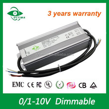 Alibaba shenzhen factory 60w 12v constant voltage power supply 0-10v dimming led driver, dimmable LED driver