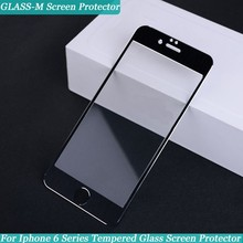 Full Size Covered Tempered Glass Protective Film For Apple Iphone 6 5.5''
