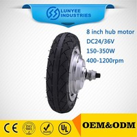 BLDC competitive price electric car brushless hub motor