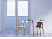 Novelty wood dining set table and chair/wood furniture