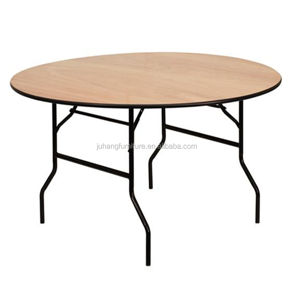 Hot sales 6ft Round Folding Table
