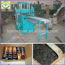 different size of product for coal and charcoal extruder machine