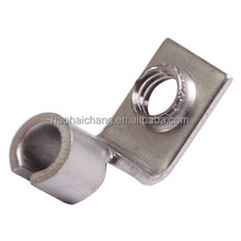 high precision metal stamping nonstandard push button screw terminals