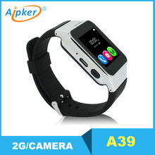 Hot selling wrist watch phone with tv