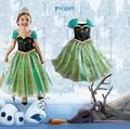 direto da fábrica saleslatest congelados vestido de festa infantil crianças roupas da moda vestidos de fotos