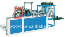 plastic bag making machine/computer heat cutting side sealing DFR-500