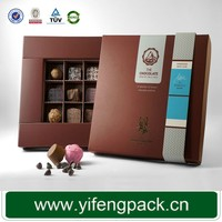 High Quality Chinese Factory metal packaging box,food packaging box