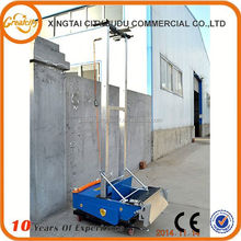 cement plastering machine for wall for building use