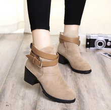 d71712h 2015 new arrival fashion women ankle boots women high heel boots