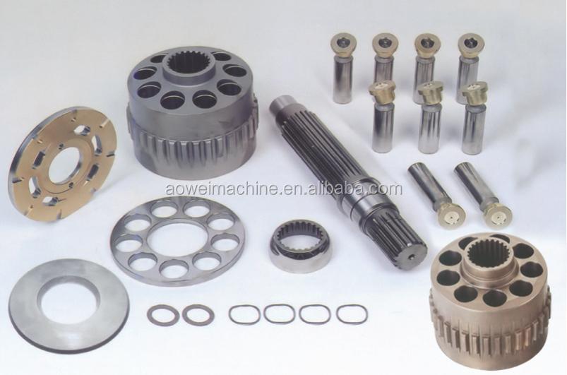 Excavator hydraulic pump repair parts kits kobelco,hyundai,volvo,kawasaki,K3V112DT,K3V63DT,K3V14 ...