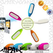 Portable Mini Led Flash Universal Fill-In Light for Mobile Cell Phone External Flashmobile Phone Flash