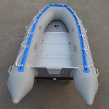 4.3m inflatable fishing boat for sale