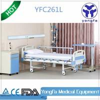 A1 YFC 261L hospital bed head unit price,medical hospital bed,metal hospital bed