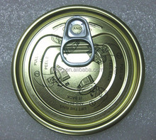Y300 EOE Tin Can for Mushrooms Sauce