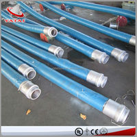 YATAI Concrete Reinforcement High Working Pressure Rubber Twin Welding Hose