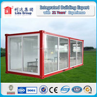 High Quality Easy Assembly shipping house container coffee shop