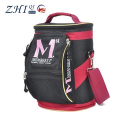 ZQ-D-002 Dongguan 600D factory direct sale BSCI certification insulated cooler bag for cans,foods,wine