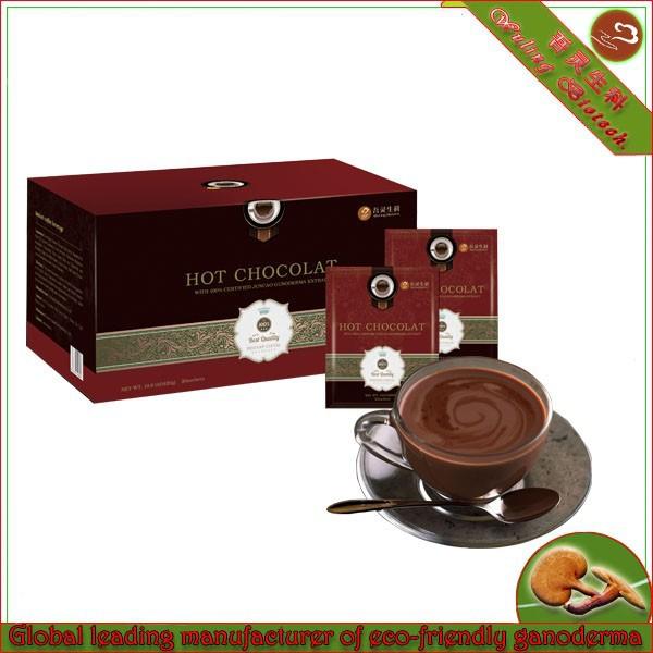 Ganoderma Malezya hazır kahve
