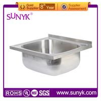 stainless steel water trough sink
