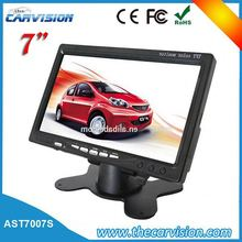 "Factory price 7"" Flush mounted video headrest"