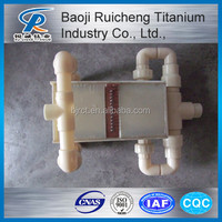 electrolysis cell for acid and alkaline water with high quality