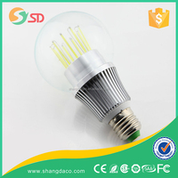 2015 latest product high quality perfect halogen lamp replacement 6W A60 A19 360 degree lighting 12w 10w g125 led filament bulb