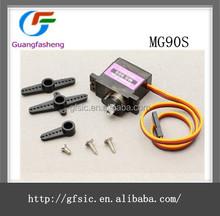 MG90S servos 9g full metal gear SG90 Upgrade 2.2KG Pull
