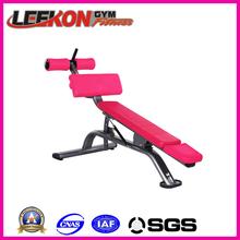 exterior equipamiento de fitness para adultos ajustable declive y banco de abdominales