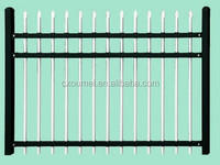 Easy Assembly Security Iron Fence